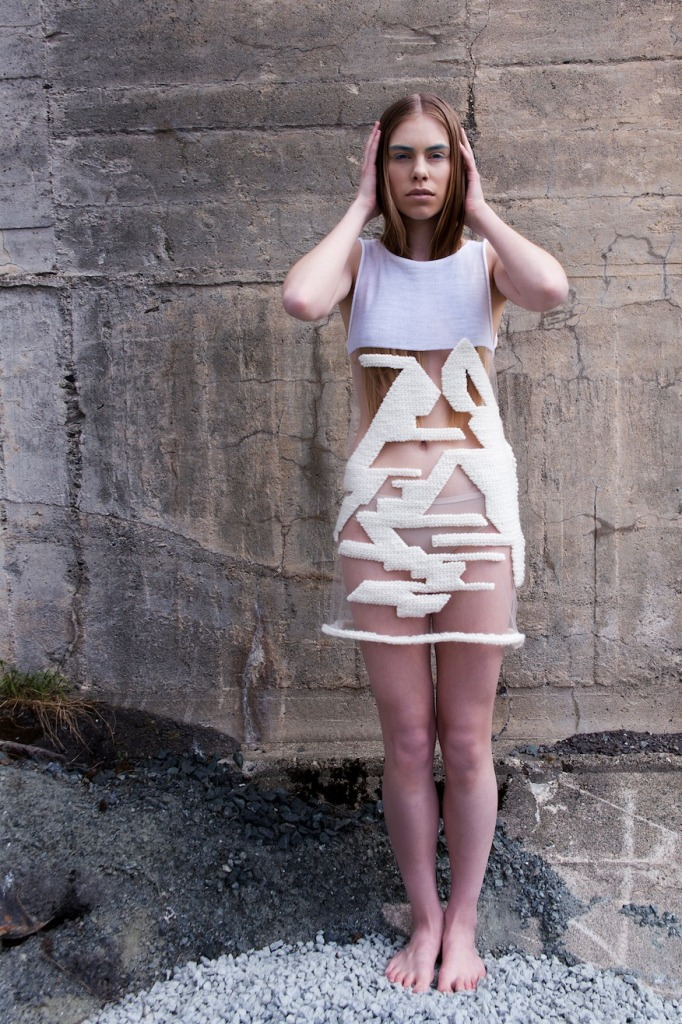 Knitwear by Marie Leiknes