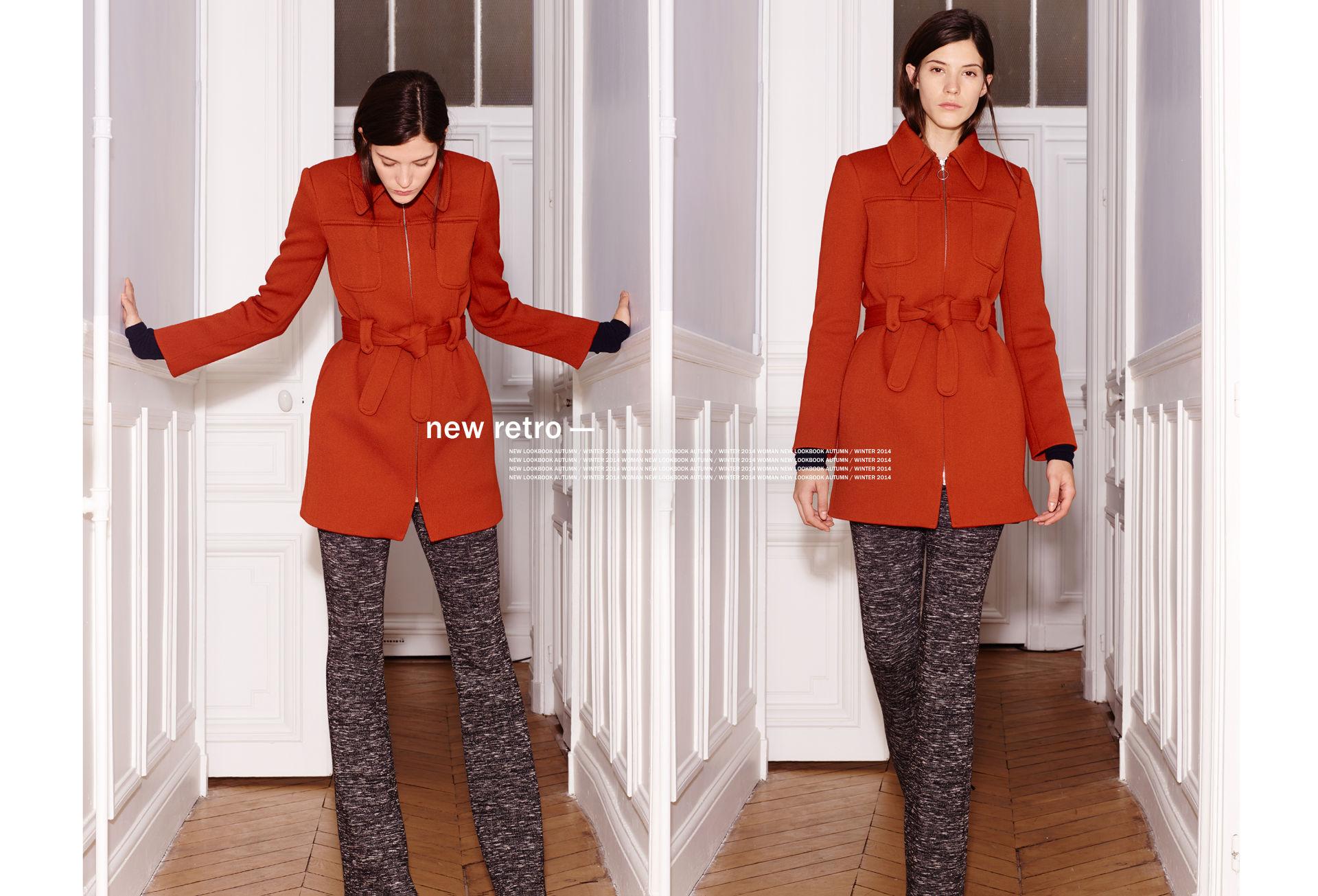 Zara Lost Knit Lookbook – Aw14 In T1cFKlJ3
